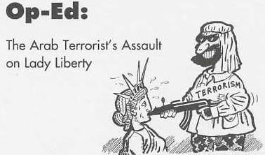 Nasty Terrorist