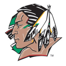 Fighting Sioux logo